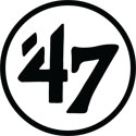 47-stamp-logo-black